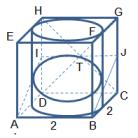 Sketsa Kubus dan Silinder